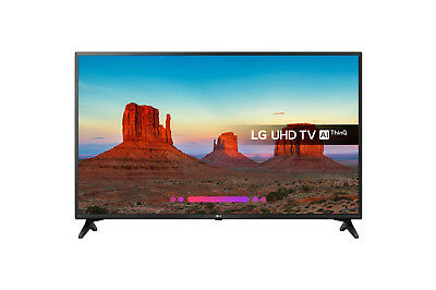 TV LED LED LG 49UK6200 UHD IA Eficiencia A