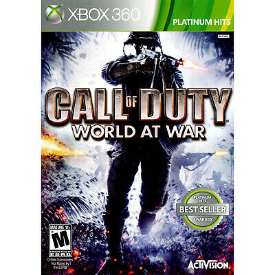 Call of Duty: World at War Xbox 360 [Factory Refurbished]