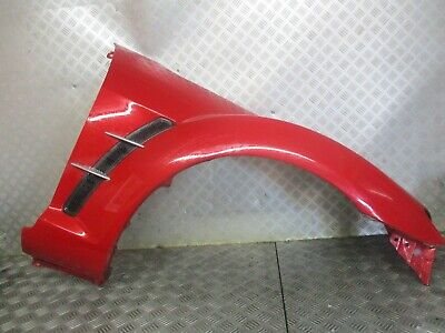 2003-2008 Mazda Rx8 Driver Side Front Wing In Red