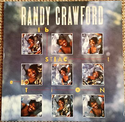 Randy Crawford -  Abstract Emotions 1986 USA Vinyl Album 1-25423