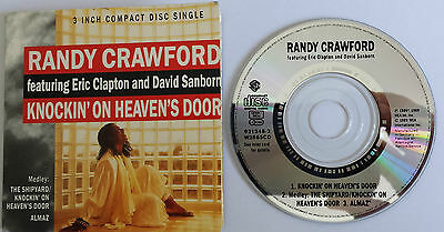 Randy Crawford Knockin' On Heavens Door 3 Inch CD Album