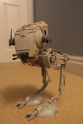 Star Wars AT-ST Scout Walker Vintage Kenner ROTJ 1982 PALITOY VERY GOOD COND #2