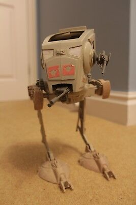 Star Wars AT-ST Scout Walker Vintage Kenner ROTJ 1982 PALITOY VERY GOOD COND #3