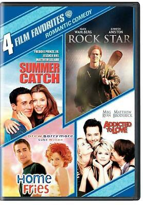 4 Film Favorites Romantic Comedies - Addicted to Love, Home Fries &more! DVD Set