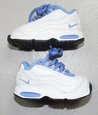 b1efa4a9561d deadstock vintage nike air max 2000 baby shoes - toddler nikes - new - size  3c