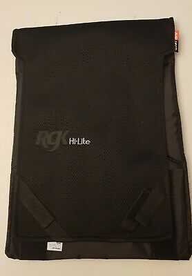 Rgk Hi-Lite Air Tech Padded Back  Upholstery