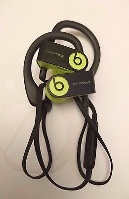 Genuine Beats by Dr. Dre Powerbeats3 Wireless Ear-hook Headphones - Shock Yellow