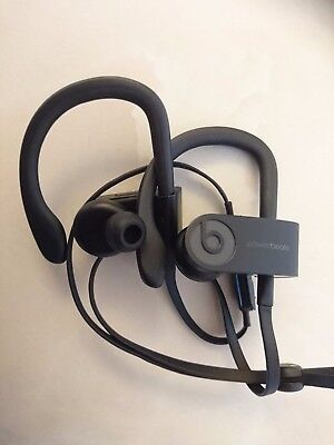 Genuine Beats by Dr. Dre Powerbeats3 Wireless Ear-hook Headphones - Black