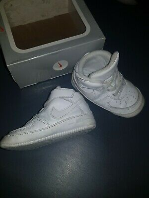 detailed look be68c b0280 Baby nike air force 1 Size 3.5