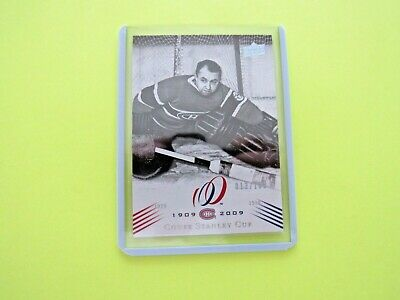 2008-09  Montreal Canadiens Centennial Parallel Cup 3 {1929-30} Card #179