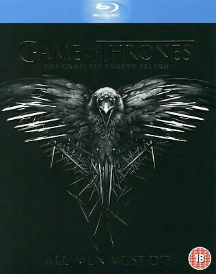Game of Thrones - The Complete Season 4 [Blu-ray] New and Factory Sealed!!