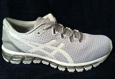 best loved 61022 ba84b NWOBX ASICS GEL-QUANTUM 360 Shift MX Women Running Shoe SZ10 White/Glacier  Grey