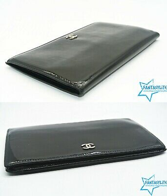 d19bdfcd31f773 CHANEL WALLET PURSE Bifold Pink Silver Woman Authentic Used T3989 ...