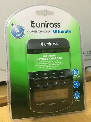 uniross charger ultimate