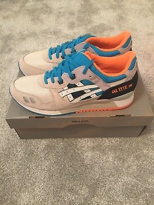 reputable site 2abff a3663 ASICS GEL LYTE iii size 9.5 - $53.00 | PicClick