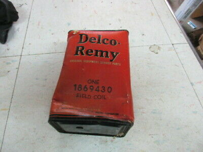 nos field coil d r  1869430 buick cadillac lasalle oldsmobile 1937 1938 1939