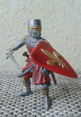 Con World Knight Knight Soldier SwordShield Top Foot Schleich 70024 lK1cFTJ