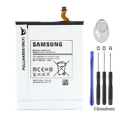 For Samsung Tab 3 7.0 Battery T110 T111 T116 New Genuine OEM EB-BT111ABE 3600mAh