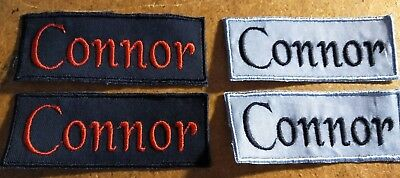Custom Made Name Patch for Business Or Individual
