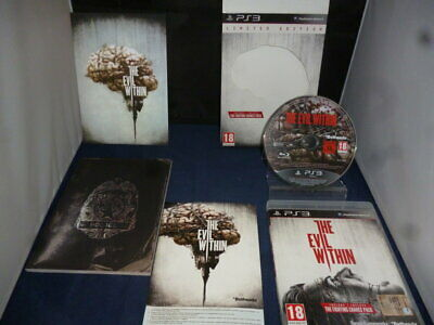 PS3 The Evil Within Limited Edition - per Console Sony PlayStation 3 – PAL ITA