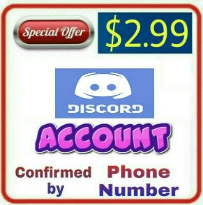Discord Account Confirmed by Phone NoChoose your Username