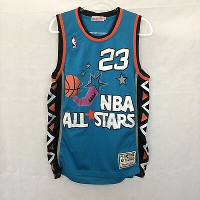 pretty nice cee53 33fdb Vintage Mitchell   Ness NBA All Star Jersey Michael Jordan  23 Stitched  Medium
