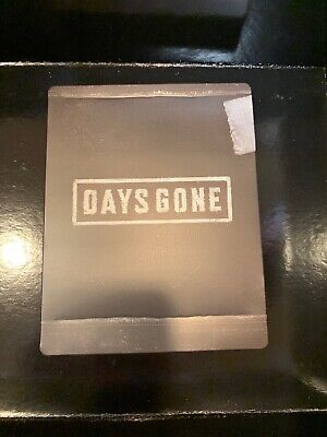 Days Gone Collector's Edition Steel book & Soundtrack No Game