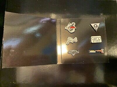 Days Gone Collector's Edition 6 pins nothing else included