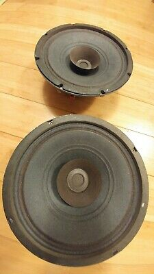 Vintage speakers - 2 (two) Knight KN-809A Speakers - 8 inch
