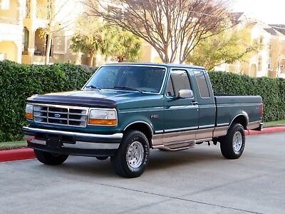 ford f 150 4x4 1996