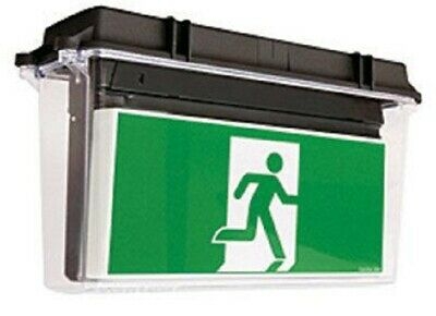 Stanilite EXIT LED QUICKFIT ACRYLIC PICTO 466x155x274mm- Single Or Double Sided