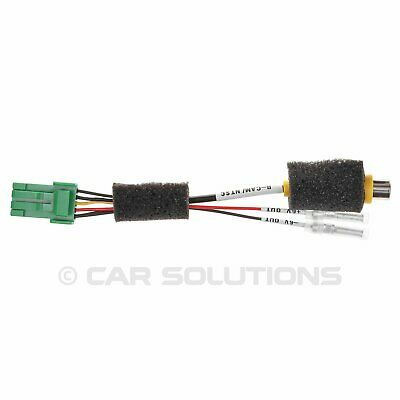 REAR VIEW CAMERA Connection Cable for Renault and Dacia with