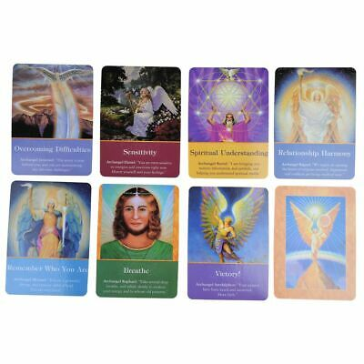 Archangel Michael Oracle Cards A 44-Card Deck Party KIDS TOY by Doreen Virtue