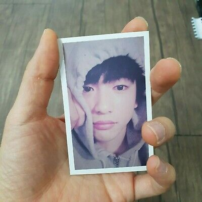 [GOT7]Fly Official Photocard / JINYOUNG / Damaged