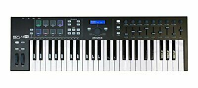 NEW Arturia Keyboard Controller KeyLab 49 Essential BK Black
