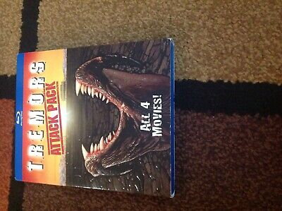Tremors Attack Pack (Bluray)