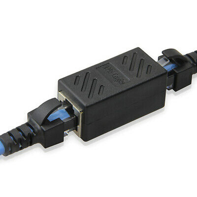 RJ45 CAT5-Cat7 Coupler Network Cable Joiner Ethernet Adapter Connector