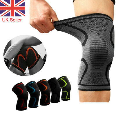 Neoprene Knee Brace Support Pad Guard Arthritis Pain Gym Sports Protector