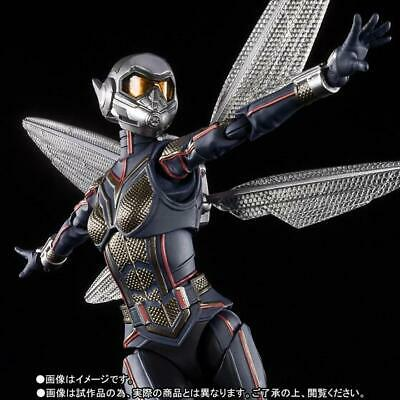 S.H.Figuarts - Marvel Ant-Man and the Wasp - Wasp & Tamashii Stage