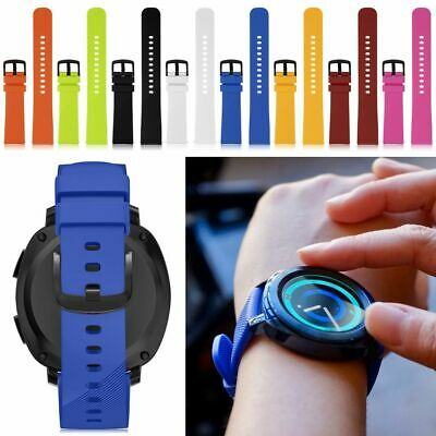 20MM Sport Silicone Bracelet Strap Watch Band For Samsung Gear Sport Smart Watch