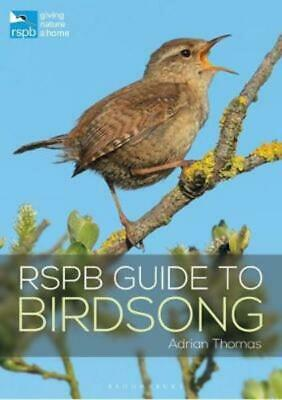 The RSPB Guide to Birdsong With CD