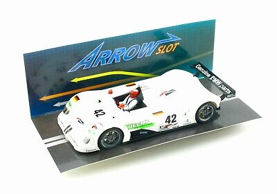 Arrow Slot BMW V12 LMR Sebring Winner 1999  ¡¡¡Súper Price!!!!