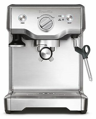 Coffee Machine Breville Espresso Barista Cafe Maker Cappuccino Steel BES810 NEW