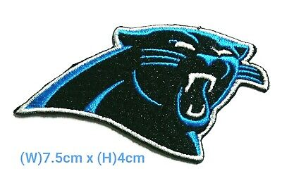 online retailer 34510 e4ca3 CAROLINA PANTHERS AMERICAN Football NFL Sport Embroidery Patch logo  iron,sew on