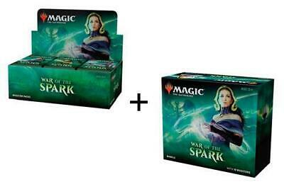 MTG Magic The Gathering War Of The Spark Booster Box + Bundle