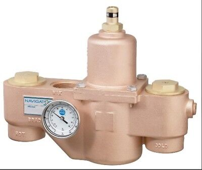Bradley S59-3200 Navigator High/Low Thermostatic Mixing Valve, 200 GPM New