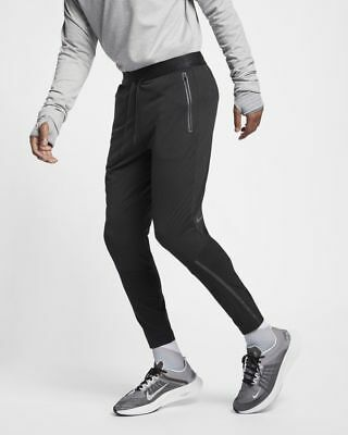 5f28f56dfce2 Nike Therma Sphere Tech Pack Running Pants - Men s Small ~  120 AR9825 010  Black