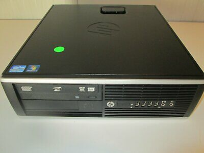 Hp Compaq 8200 Elite Sff Intel Core I5 4Gb Ram Hdd 250 Gb Intel Hd