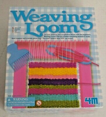 4m Weaving Loom Toysmith - New in Sealed Box