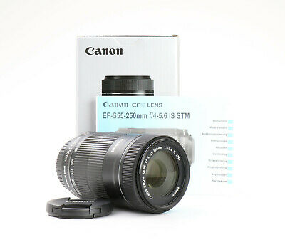 Canon EF-S 55-250 mm 4-5.6 IS STM + TOP (224276)